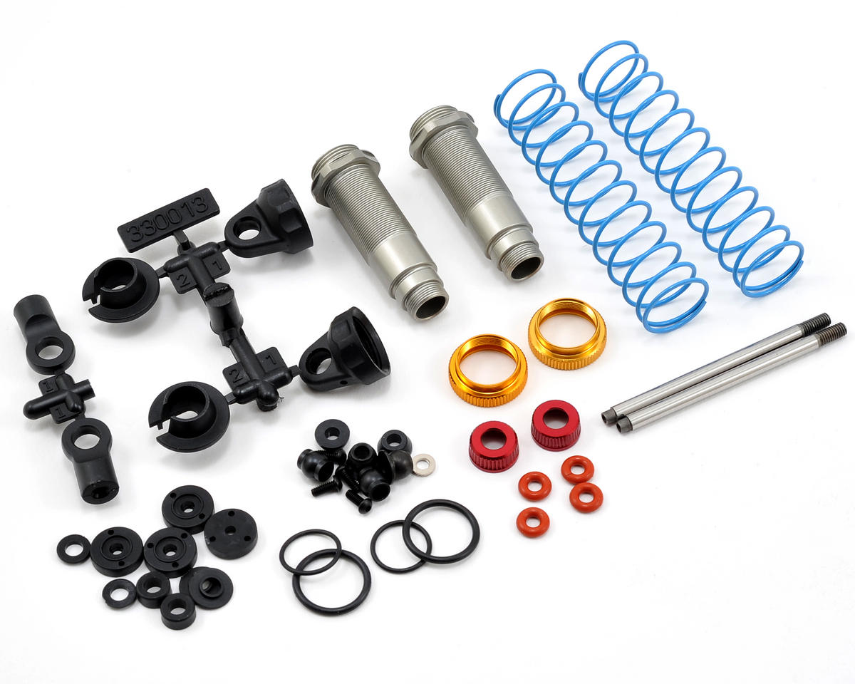Team Durango Standard Bore Rear Shock Set