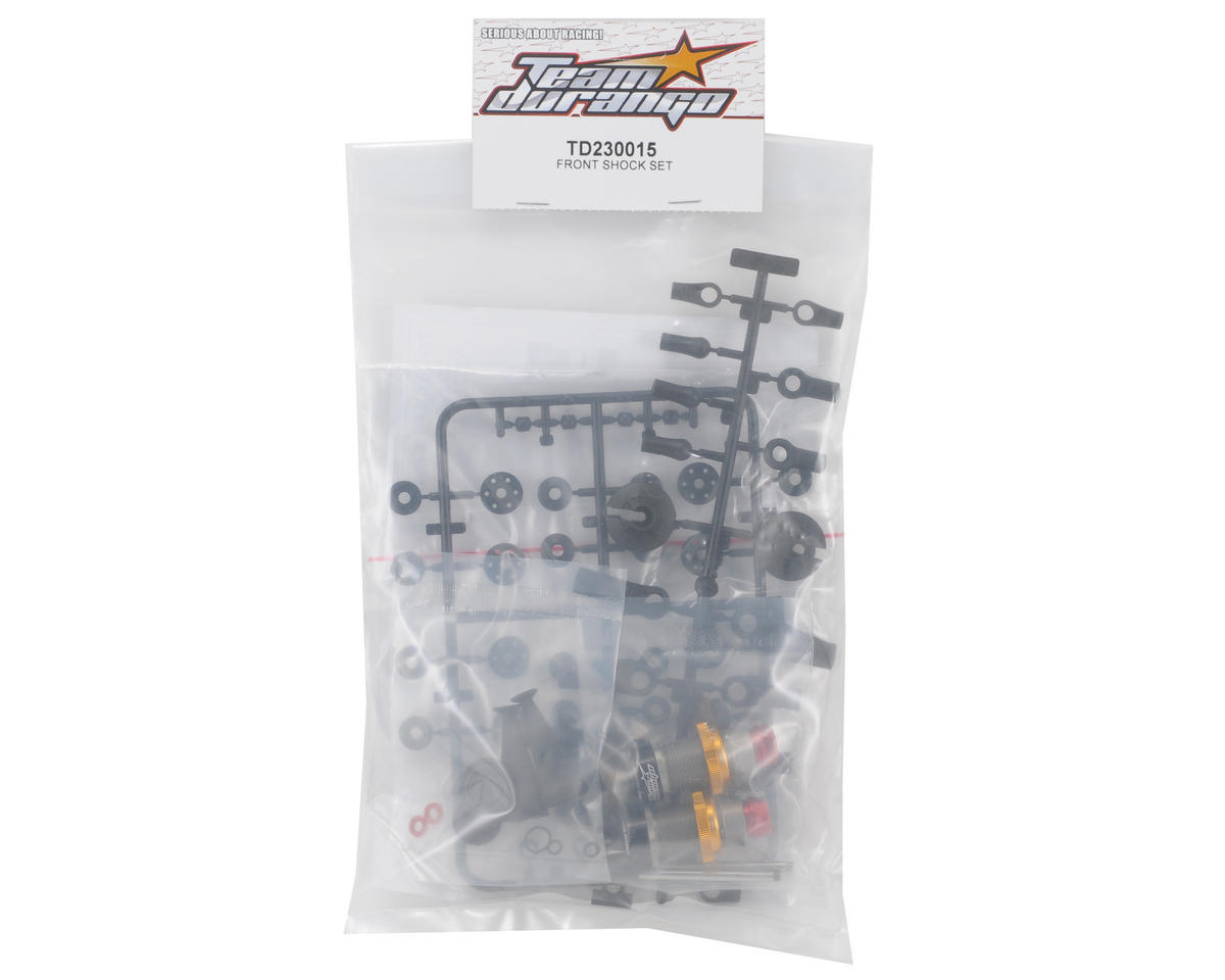 Team Durango Front Shock Set (1)