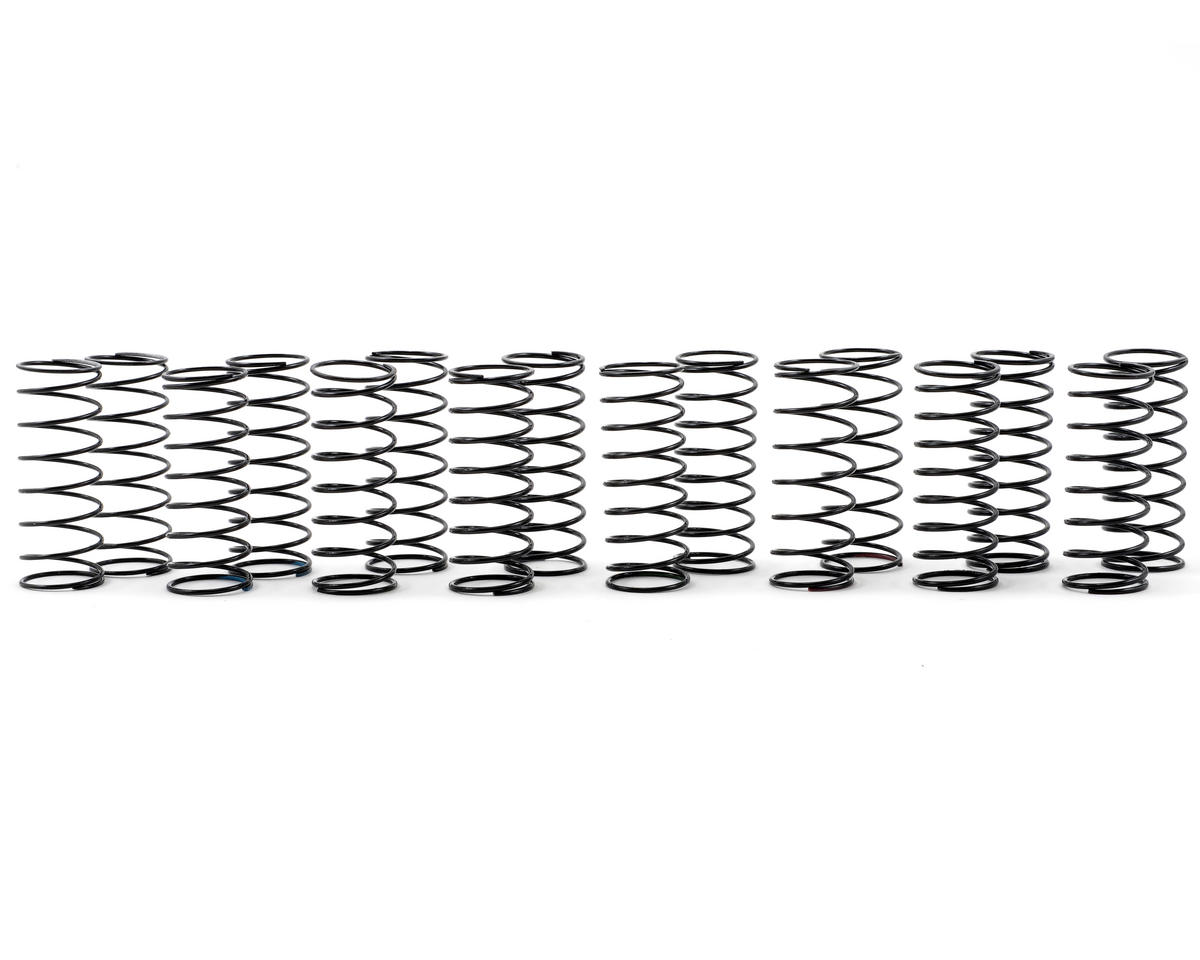 Team Durango DEX410R V3 45mm Front Big Bore Shock Spring Tuning Set (8 Pair)