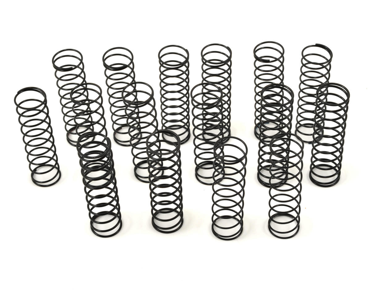 Team Durango 65mm Rear Big Bore Shock Spring Tuning Set (8 Pair)