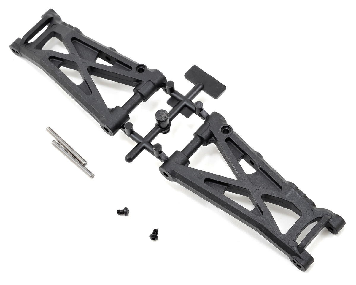 Team Durango DEX410R V3 Rear Suspension Arm Set (B-Type)