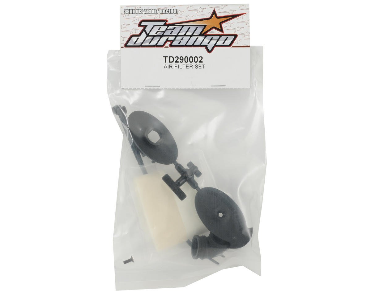 Team Durango Air Filter Set