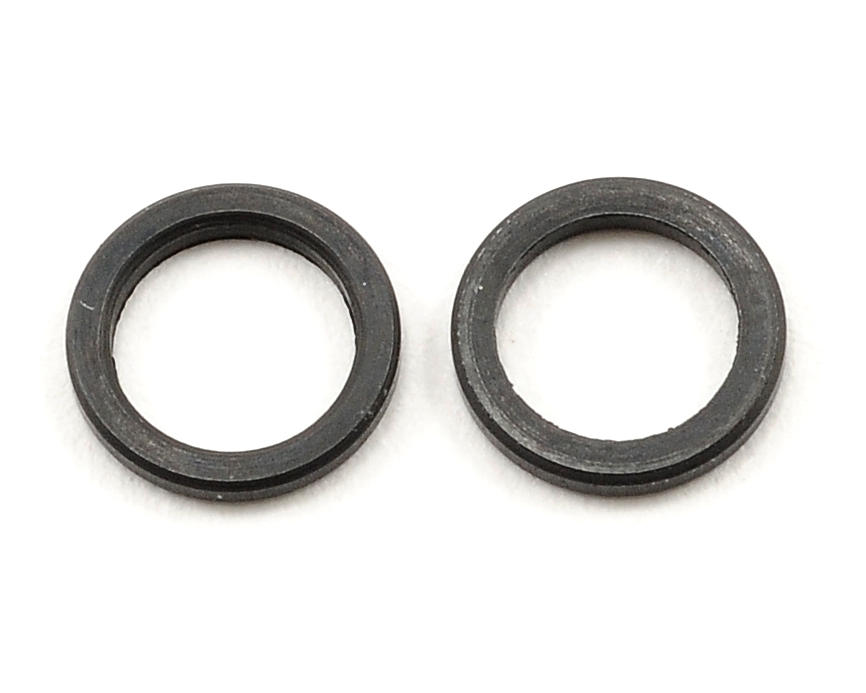 Team Durango Front Axle Crunch Spacer Set (2)