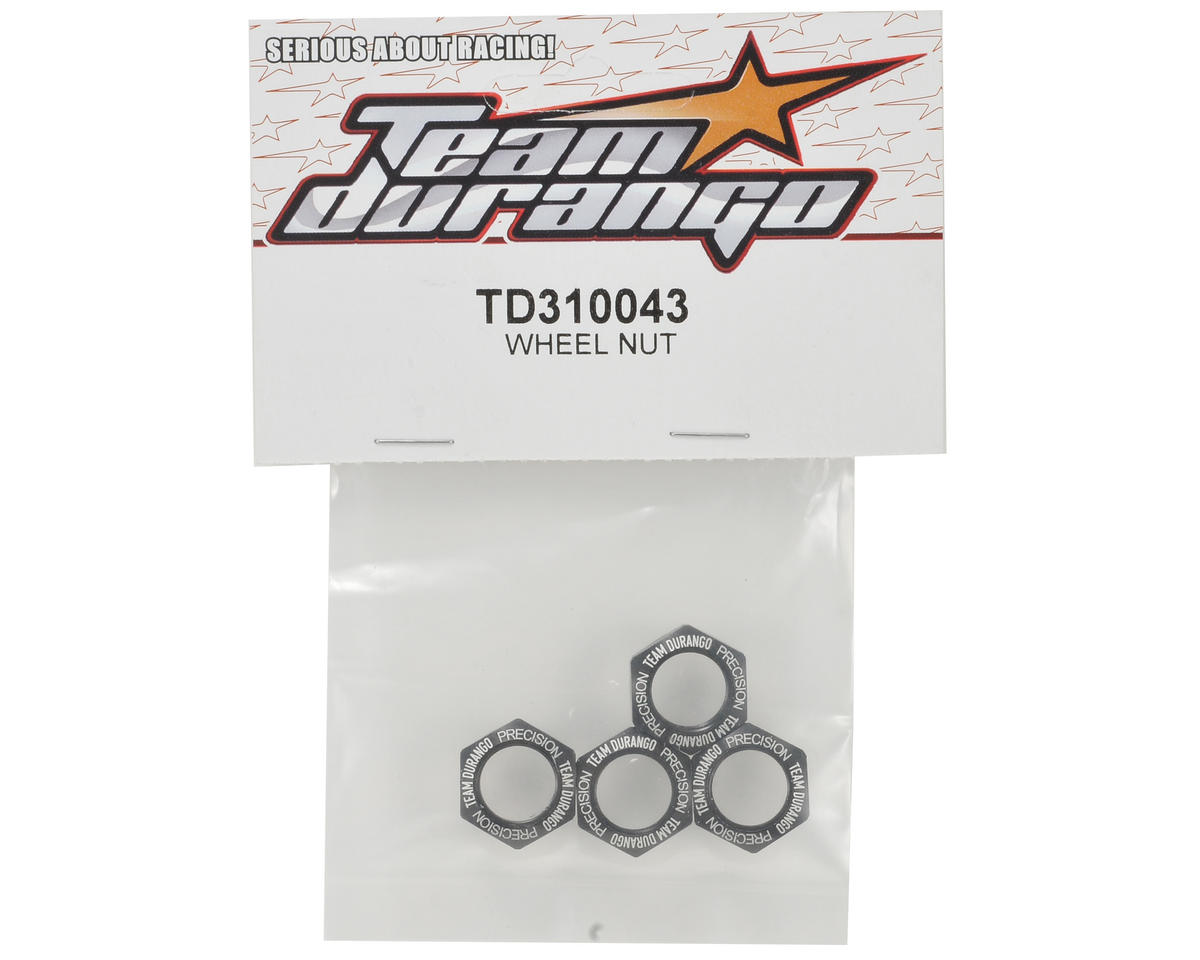 Team Durango Wheel Nut Set (4)