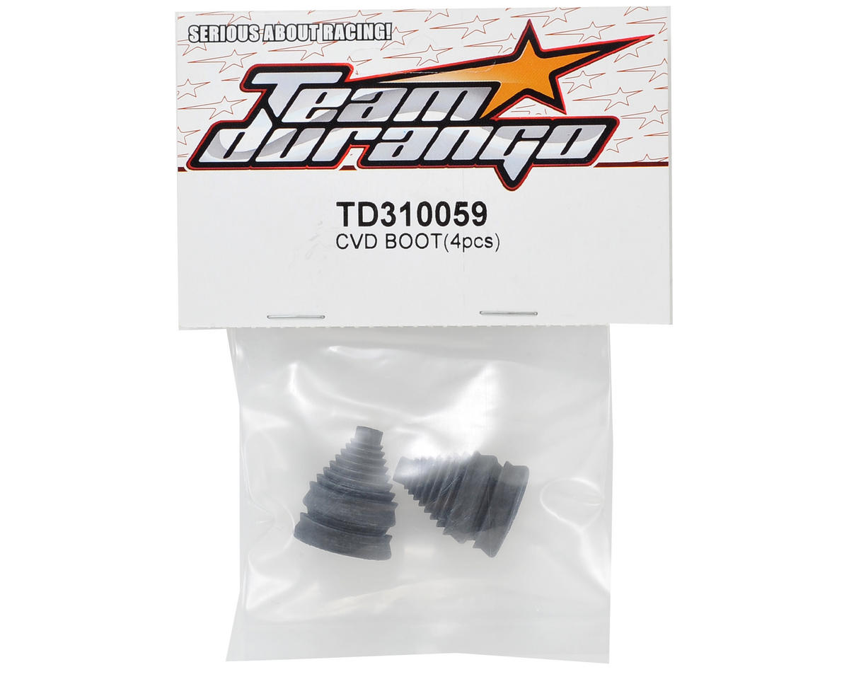 Team Durango CVD Boot Set (2)