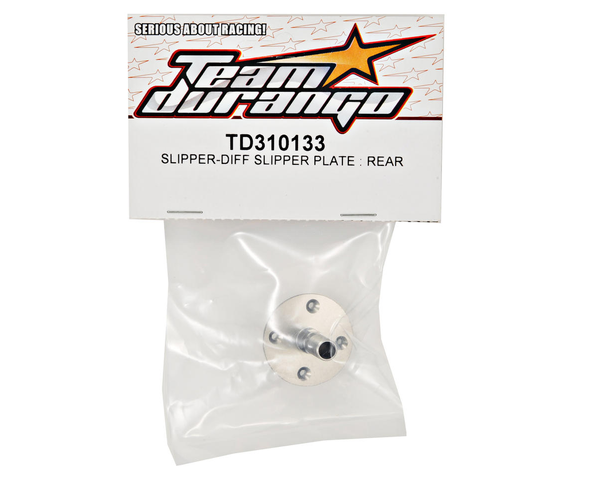Team Durango Rear Slipper-Diff Slipper Plate