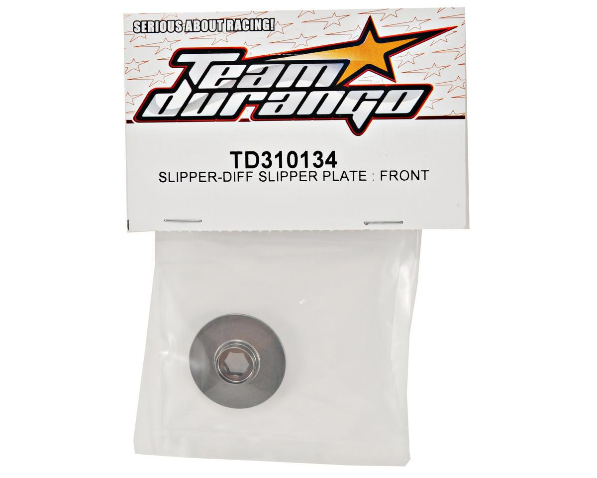 Team Durango Front Slipper-Diff Slipper Plate