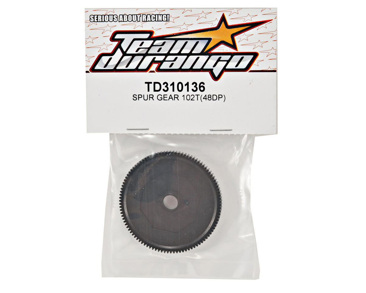 Team Durango 48P Spur Gear (102T)