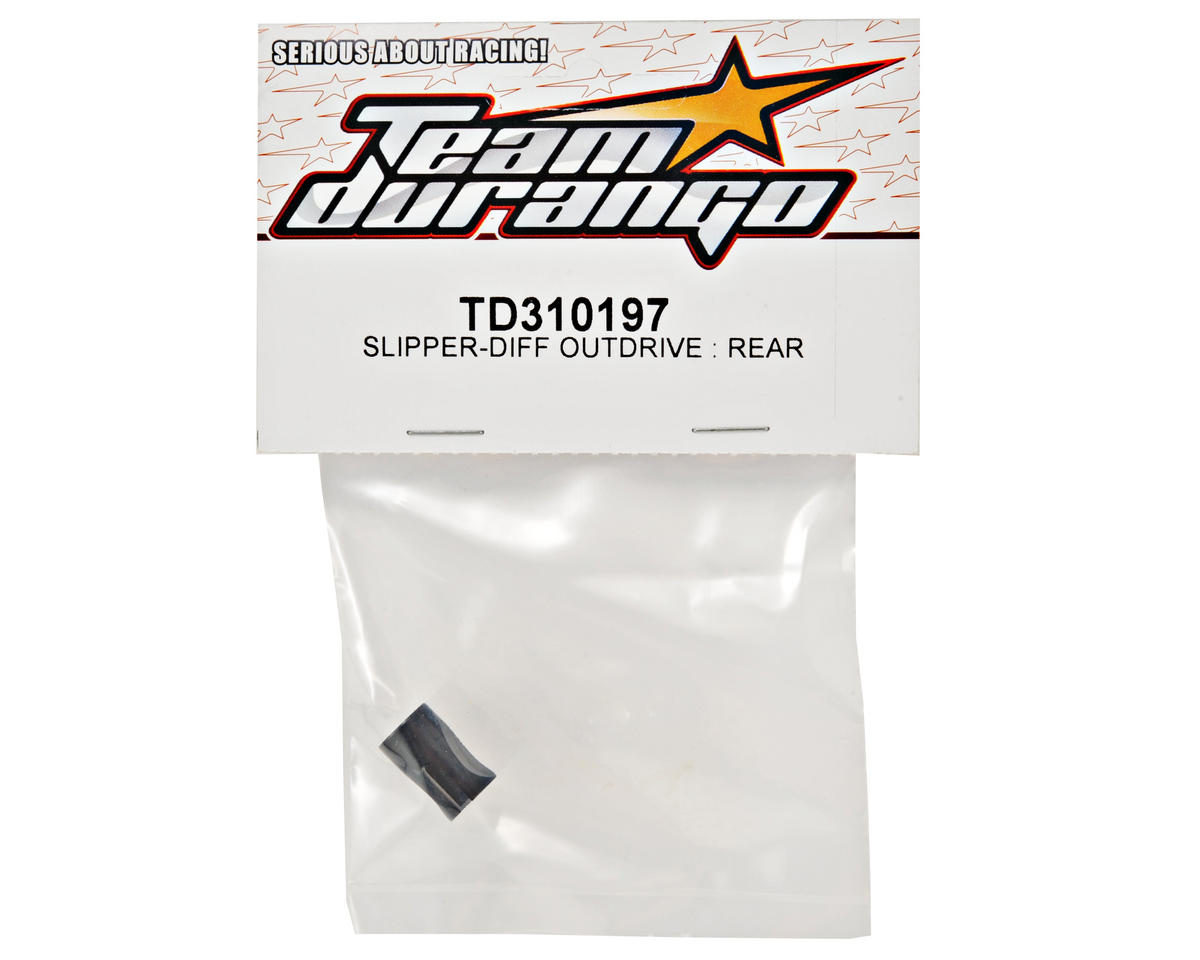 Team Durango Rear Slipper-Diff Outdrive