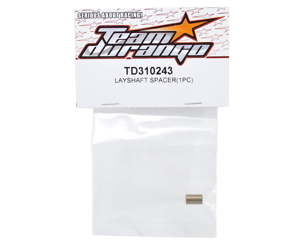 Team Durango Layshaft Spacer