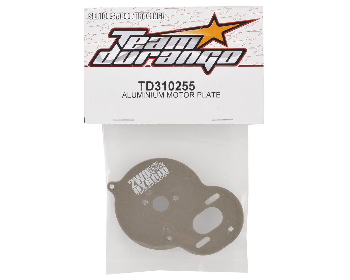 Aluminum Motor Plate by Team Durango