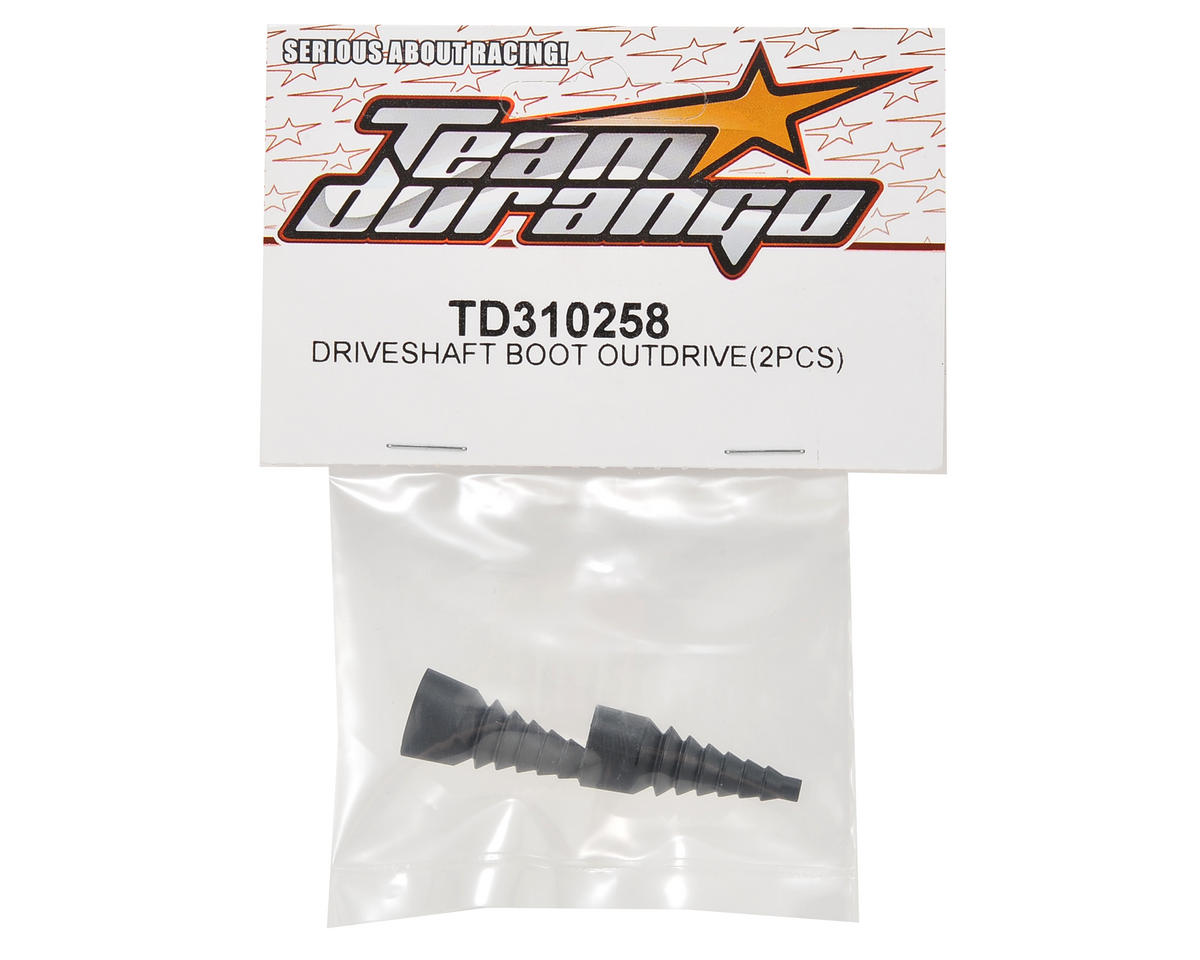 Team Durango Driveshaft Outdrive Boot (2)