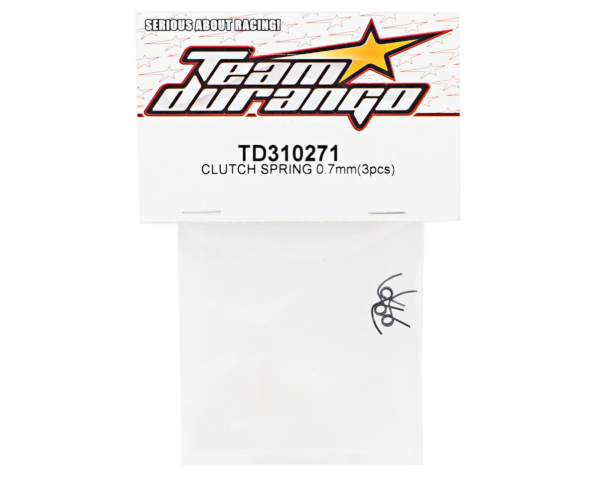 Team Durango 0.7mm Clutch Spring Set (3)