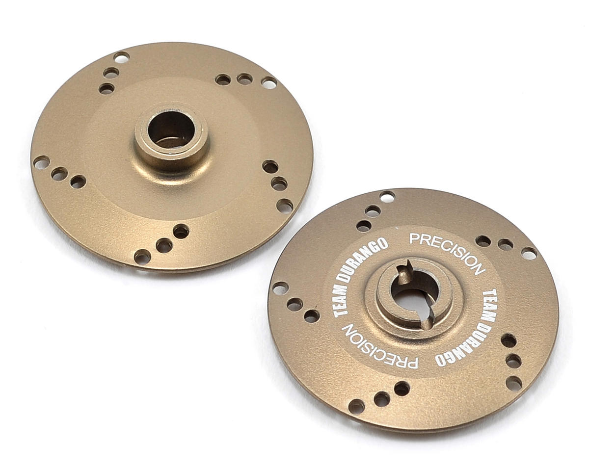 Vented Slipper Plate Set by Team Durango