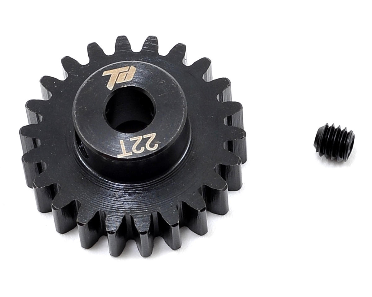 Team Durango Steel Mod1 Pinion Gear w/5mm Bore (22T)