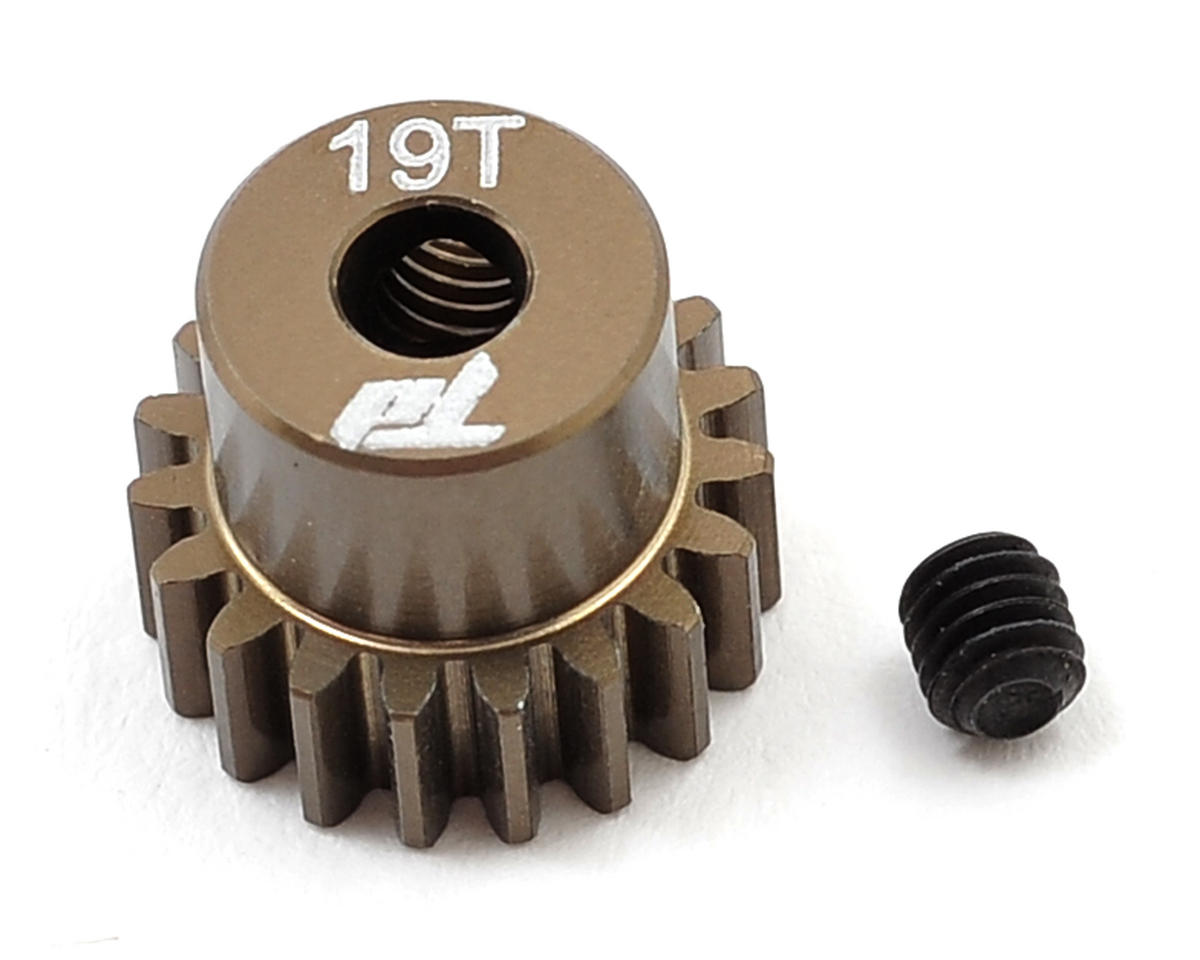 Team Durango Aluminum 48P Pinion Gear (19T)