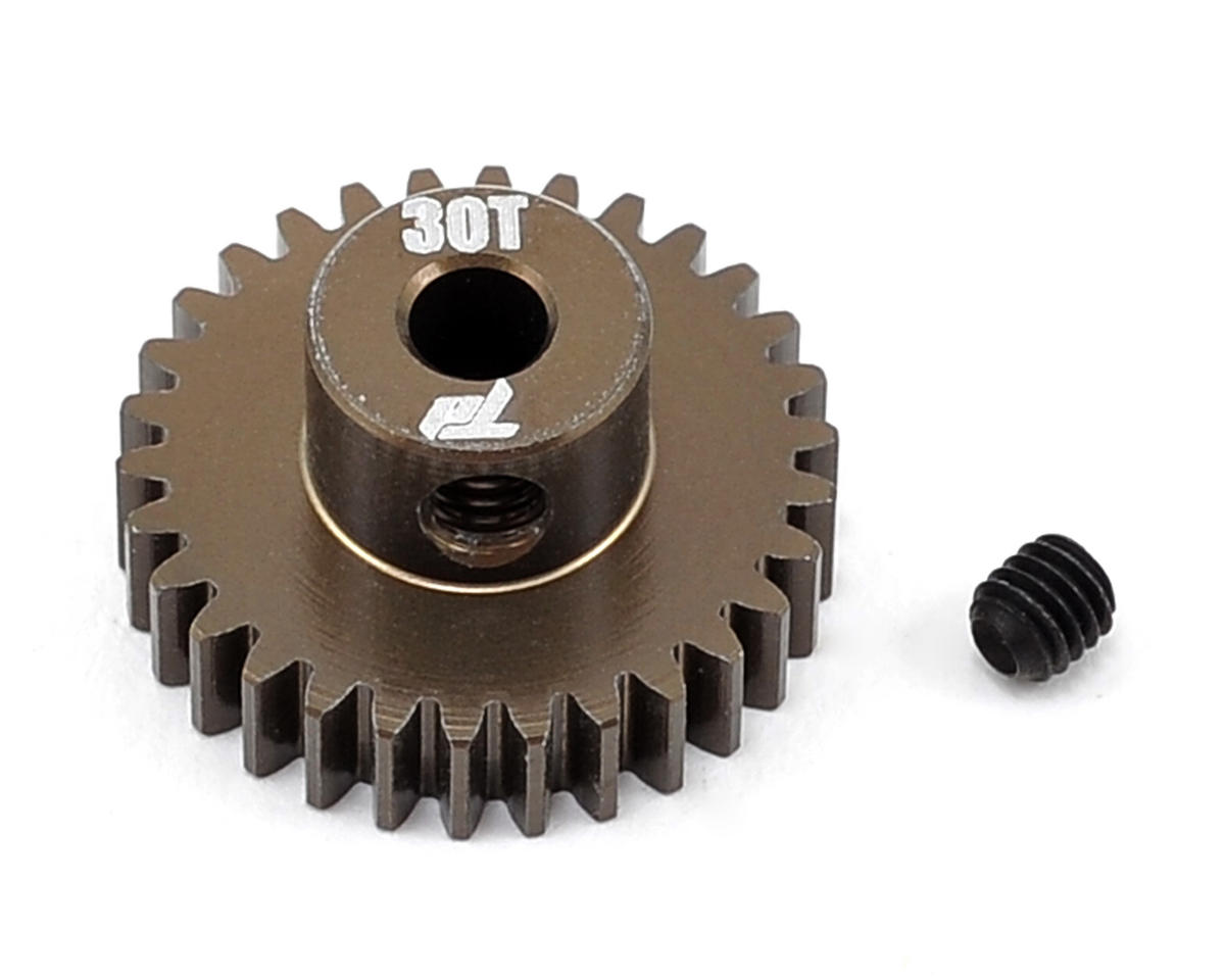 Team Durango Aluminum 48P Pinion Gear (3.17mm Bore) (30T)