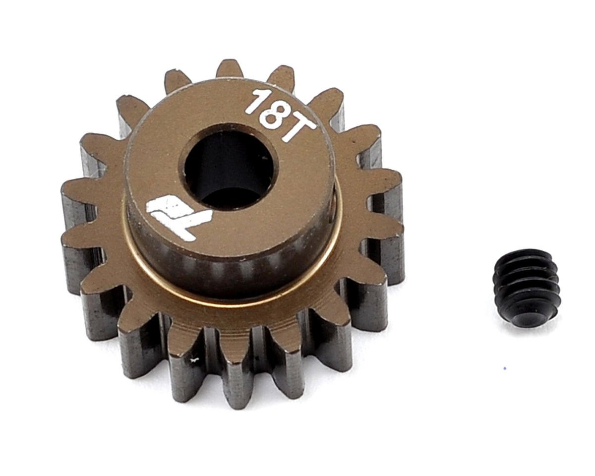 Team Durango DESC410R V2 Aluminum Mod1 Pinion Gear w/5mm Bore