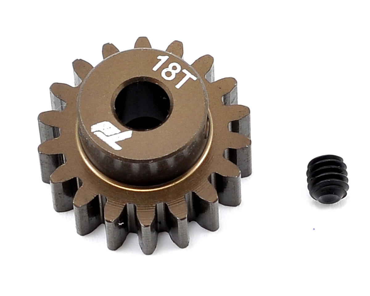 Team Durango Aluminum Mod1 Pinion Gear w/5mm Bore
