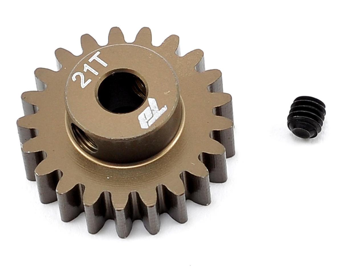 Team Durango Aluminum Mod1 Pinion Gear w/5mm Bore (21)