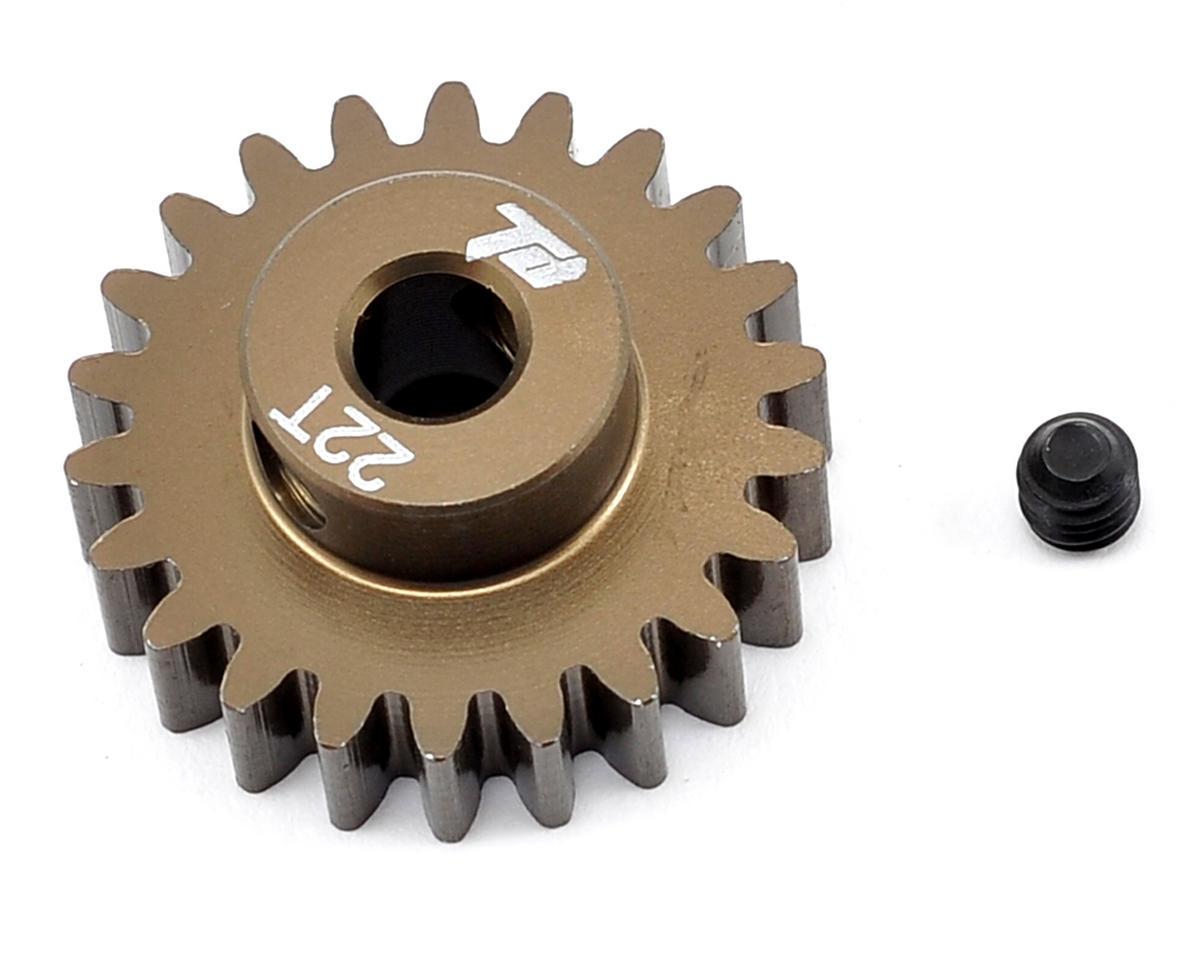 Team Durango Aluminum Mod1 Pinion Gear w/5mm Bore (22T)