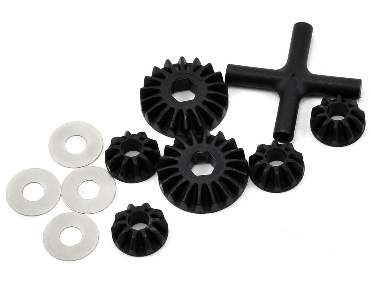 Team Durango Differential Gear & Shaft Set