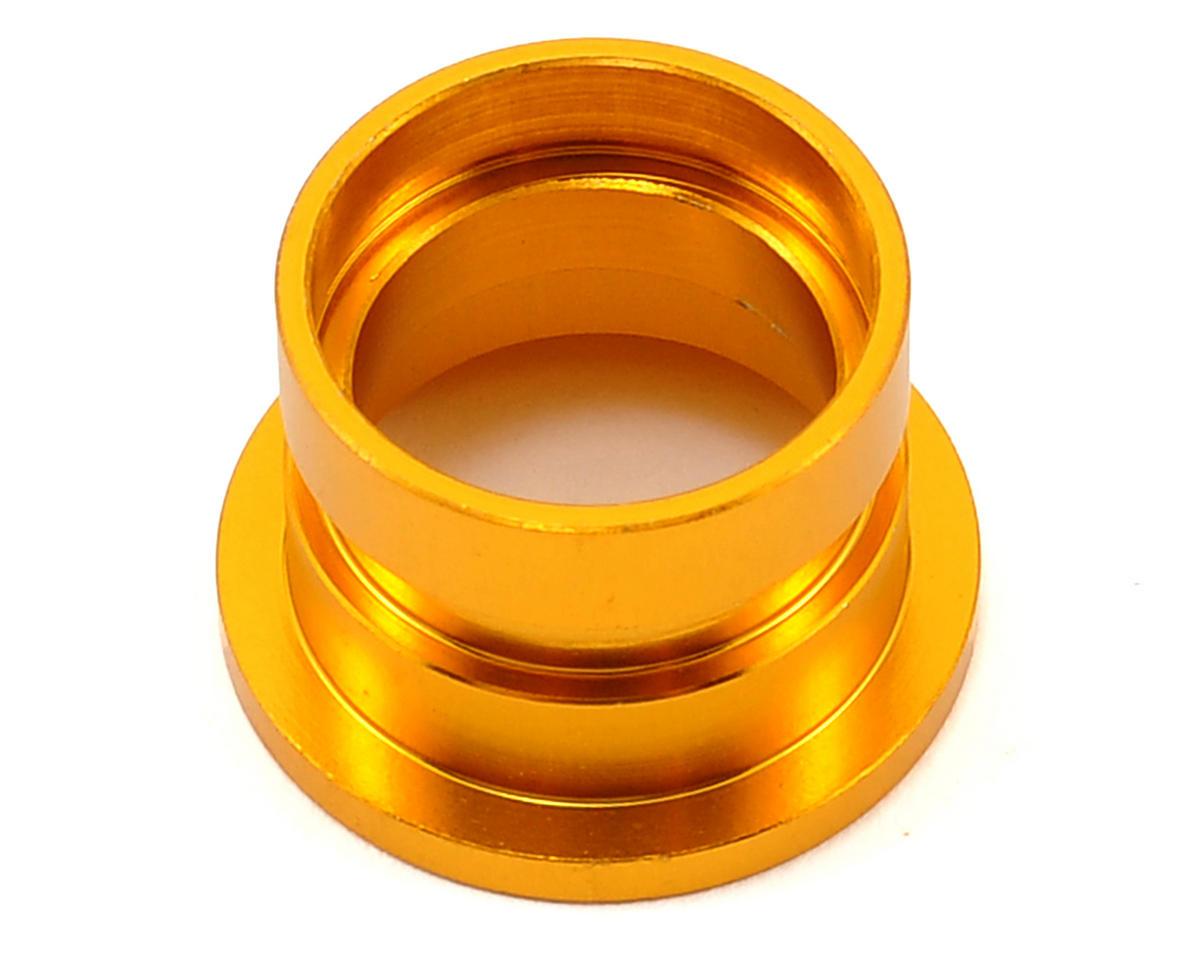 Team Durango Aluminum Gear Bearing Tube (Gold)
