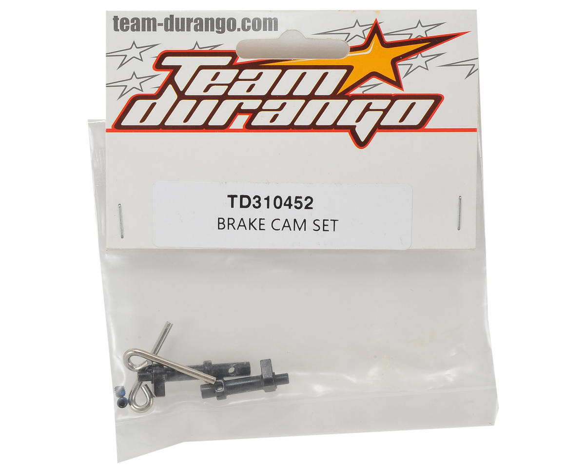 Team Durango Brake Cam Set (2)