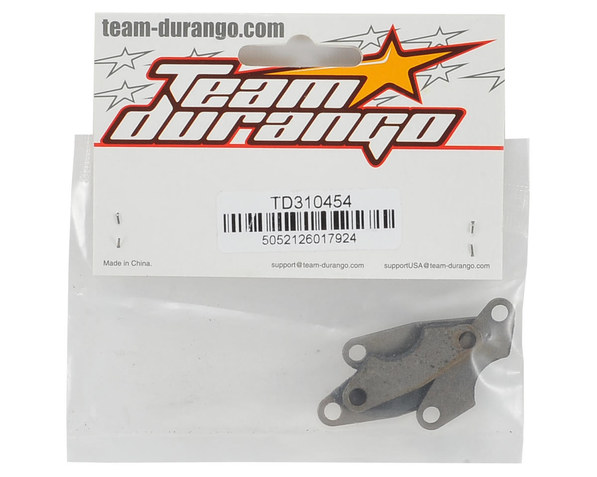 Team Durango Brake Pad Set (4)