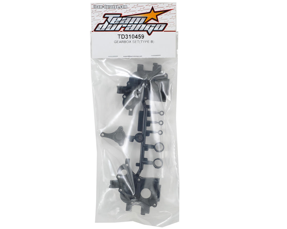 Team Durango Gear Box Set (Type B)