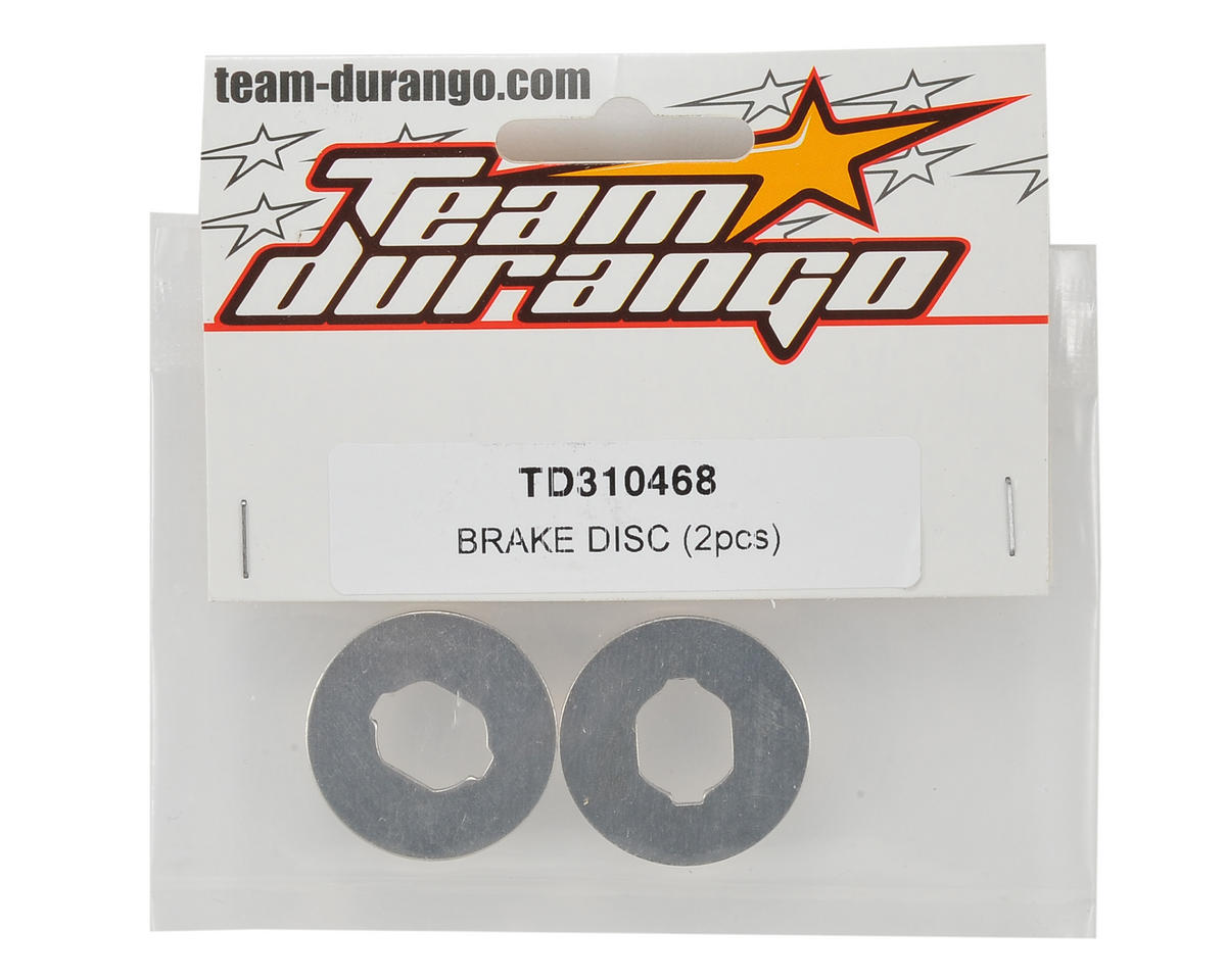 Team Durango Brake Disc (2)
