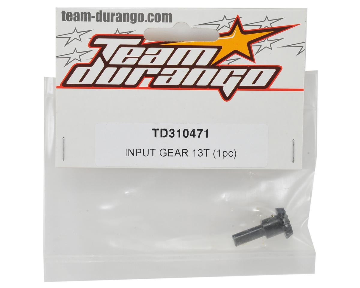 Team Durango Input Gear (13T)