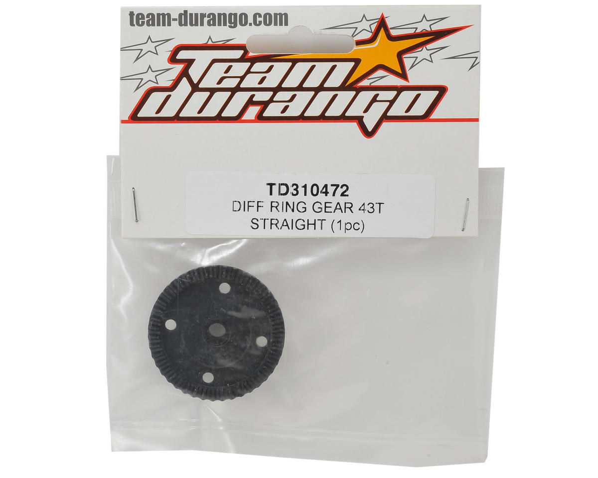 Team Durango Differential Ring Gear (43T)