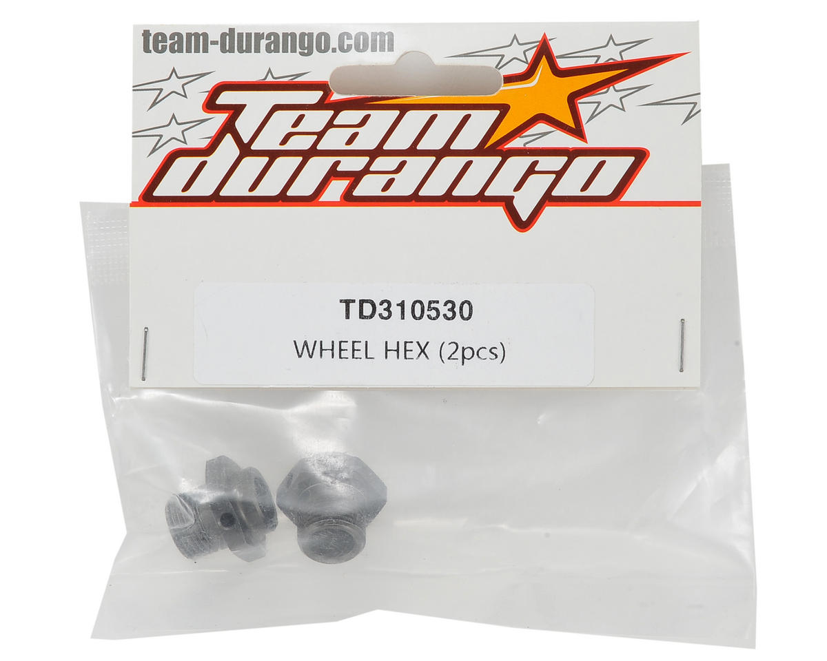 Team Durango Wheel Hex (2)