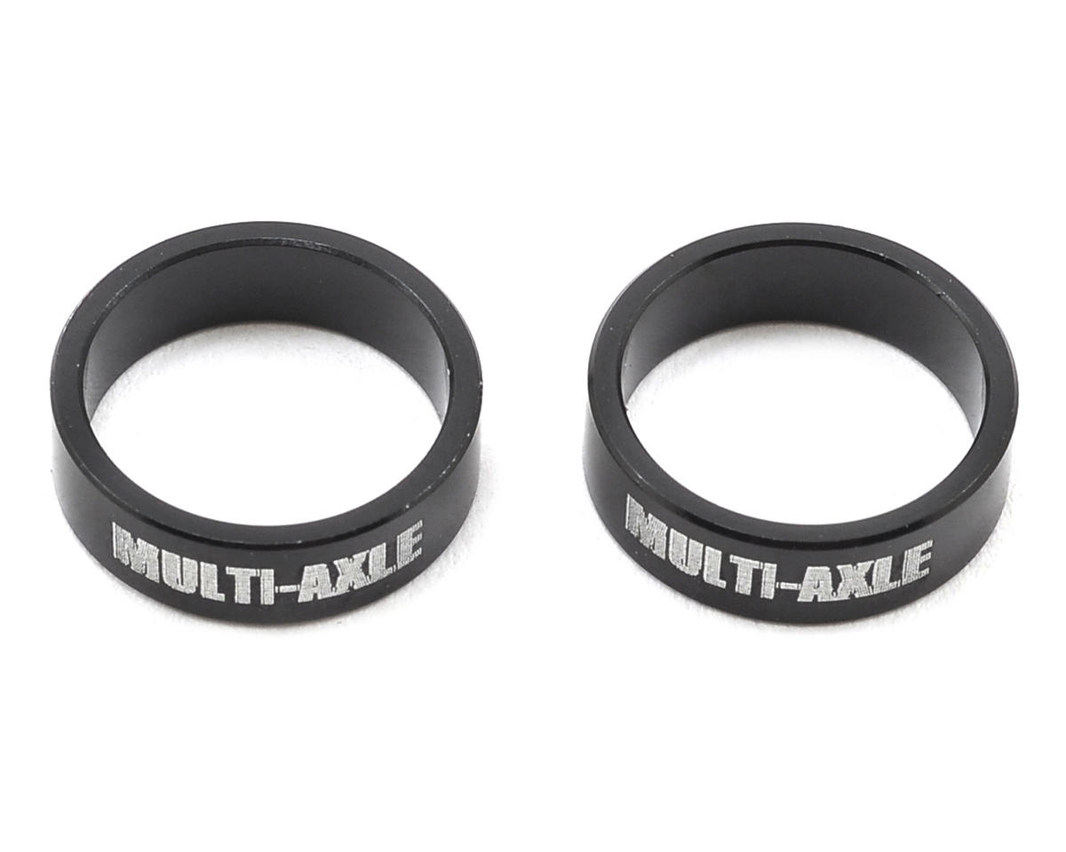 Team Durango 3.5mm Multi-Axle Retaining Ring (2)