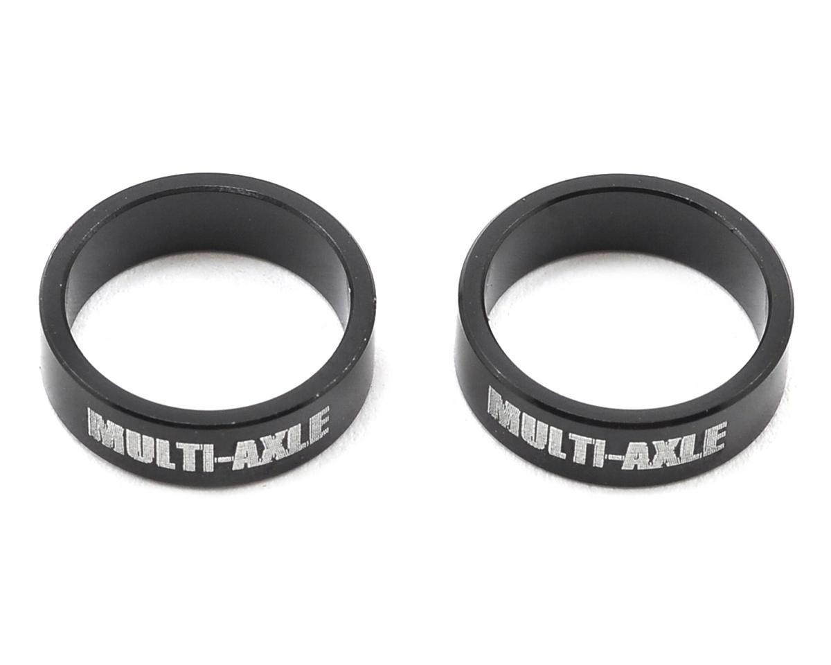 Team Durango 3.5mm Multi-Axle Retaining Ring (2)