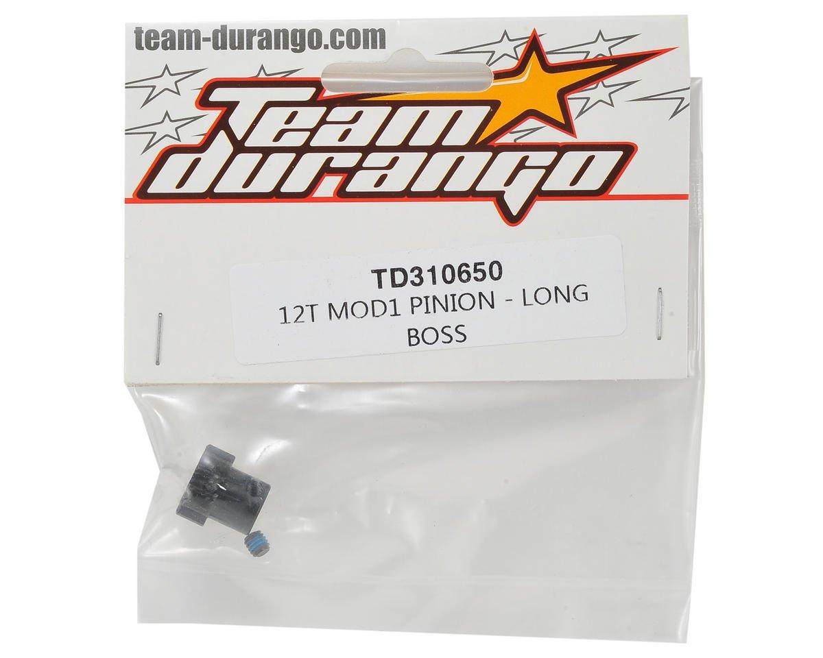 Team Durango Mod1 Long Boss Pinion Gear (12T)