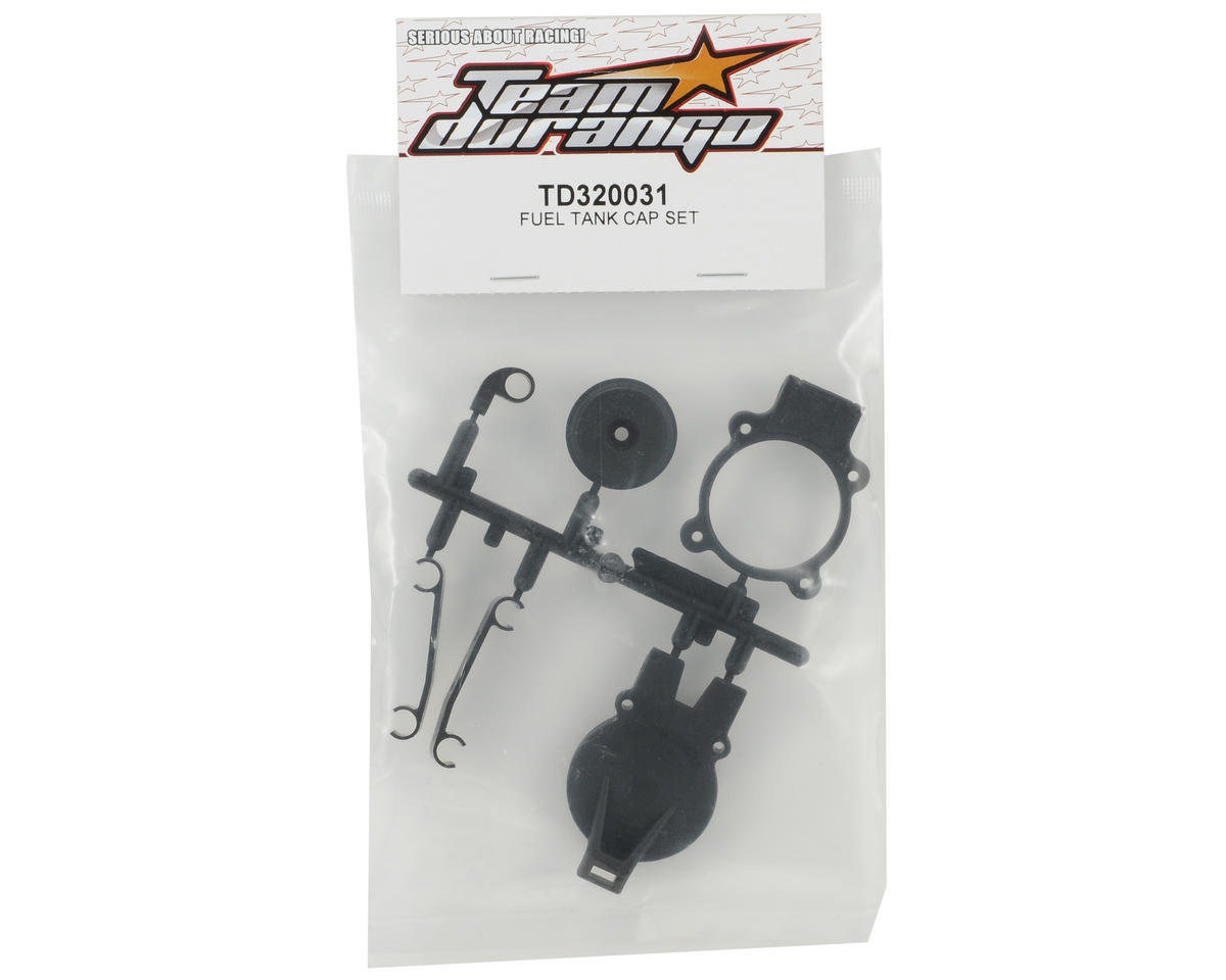 Fuel Tank Cap Set by Team Durango