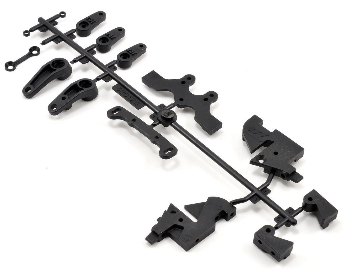 Team Durango DEX210 Steering Parts & Servo Horn Set