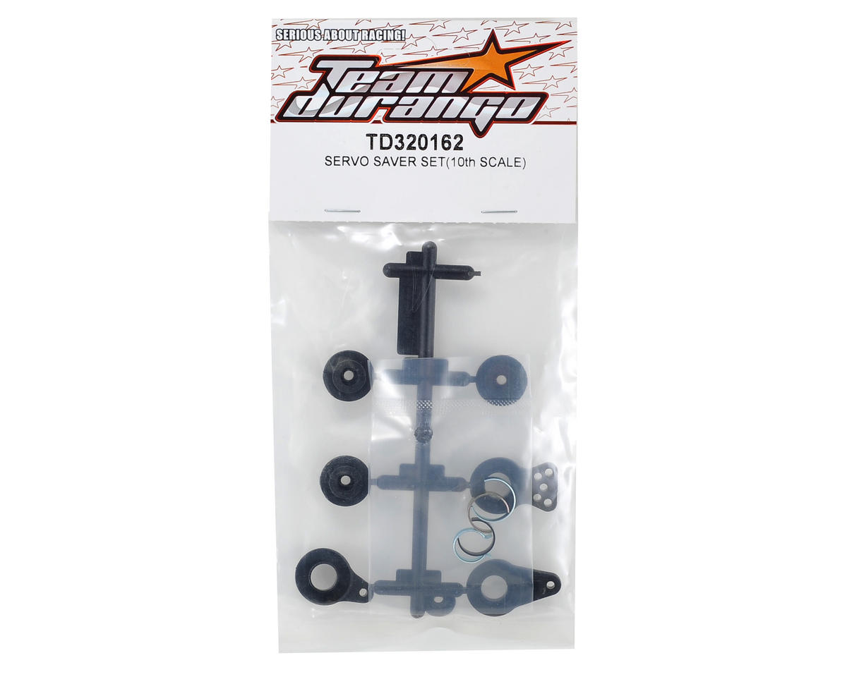 Team Durango Servo Saver Set