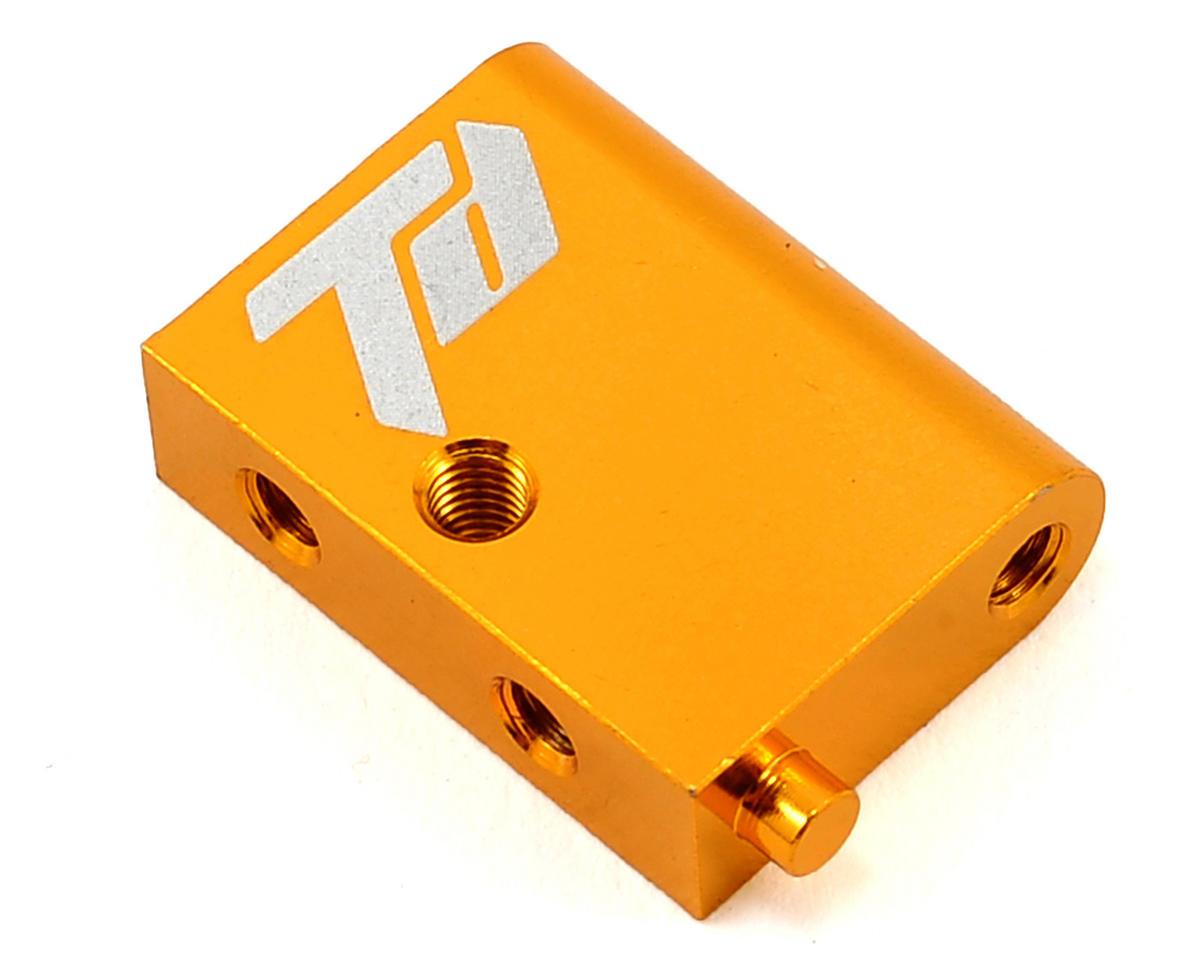 Team Durango DETC410 V2 Aluminum Servo Mount (Gold) (Inner)