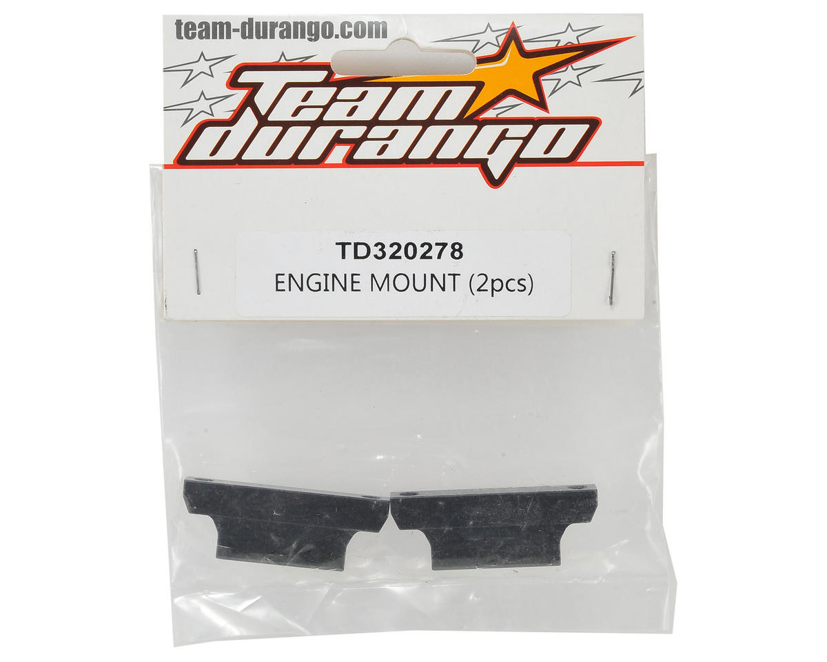 Team Durango Engine Mount (2)