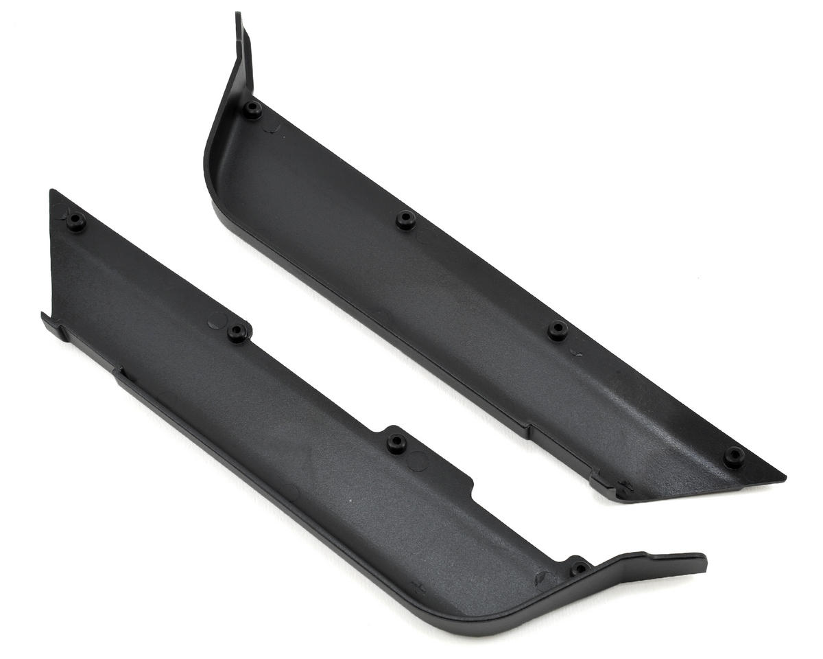 Team Durango Chassis Side Guard Set