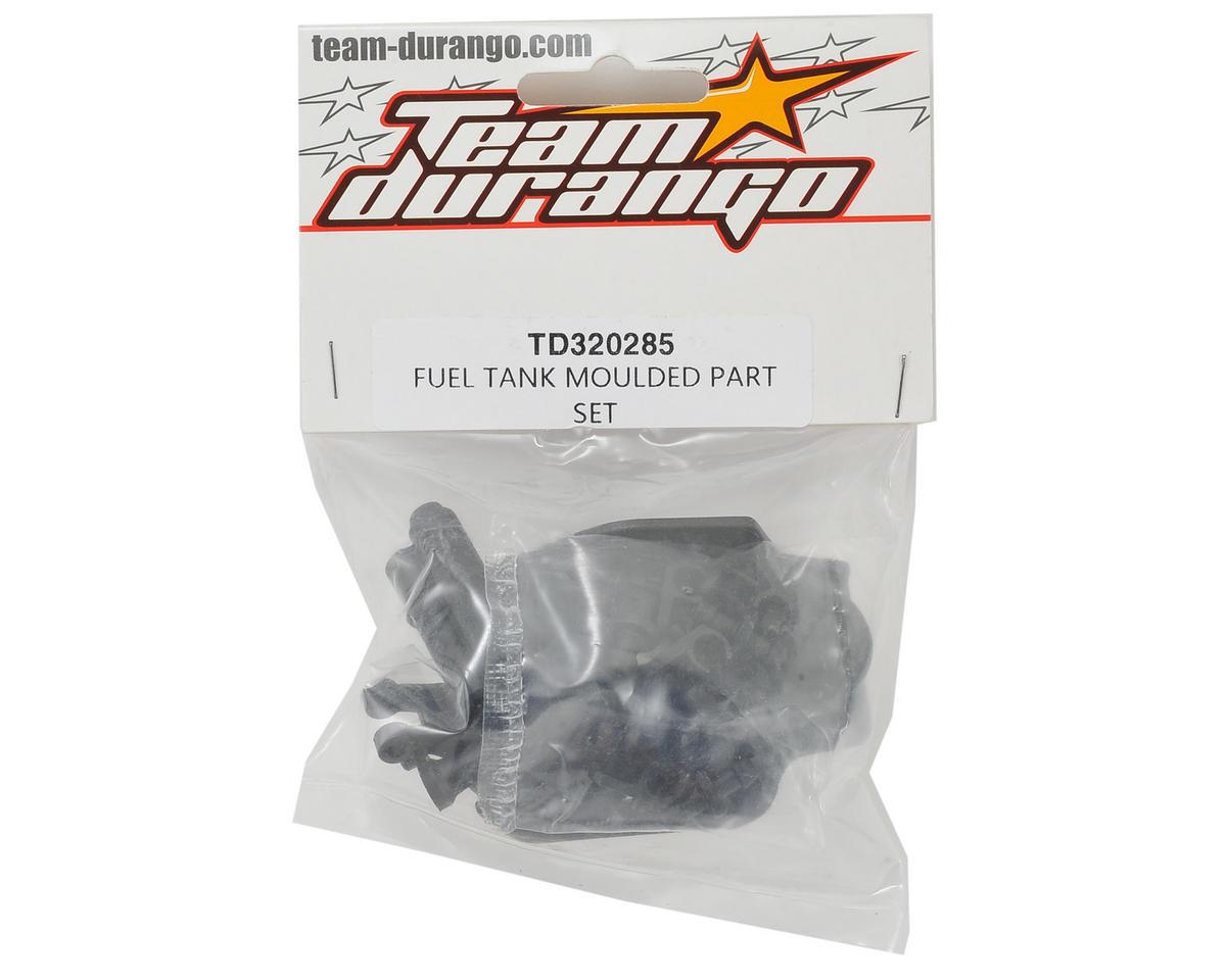 Team Durango Fuel Tank Molded Part Set