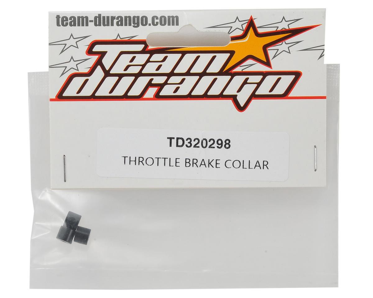 Team Durango Throttle Brake Collar (3)