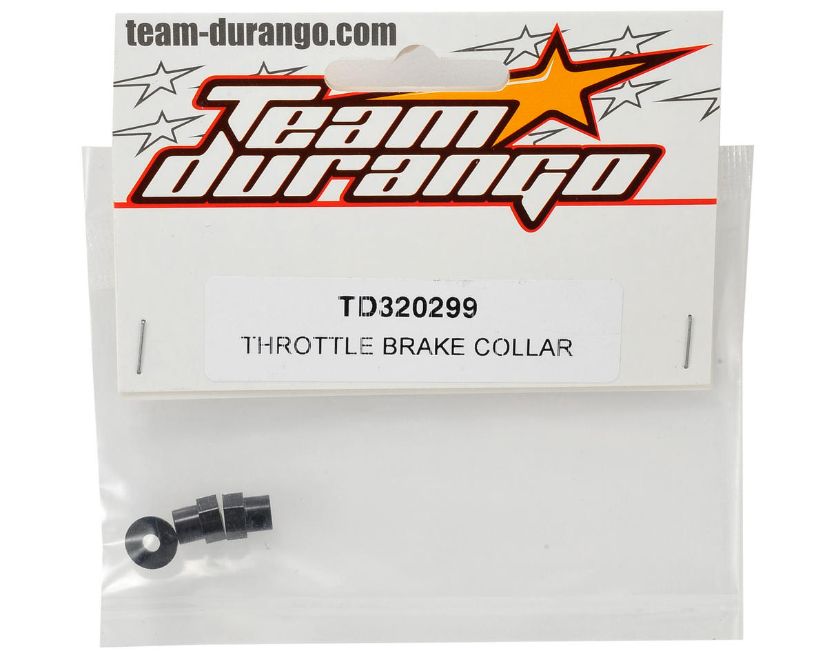Team Durango Throttle Brake Collar