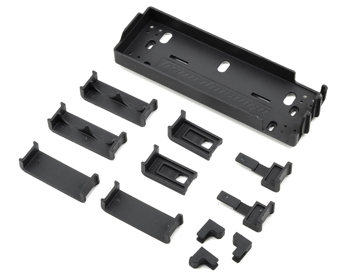 Team Durango Battery Tray Set