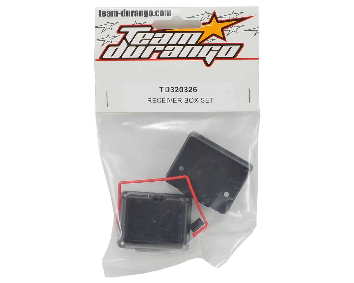 Team Durango Receiver Box Set