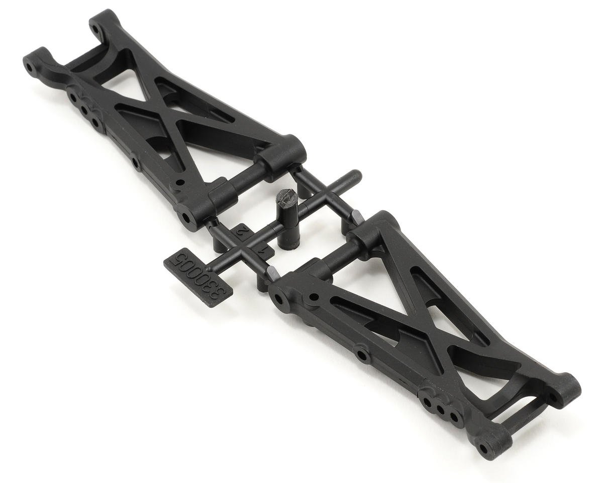 Team Durango Rear Suspension Arm Set (2)
