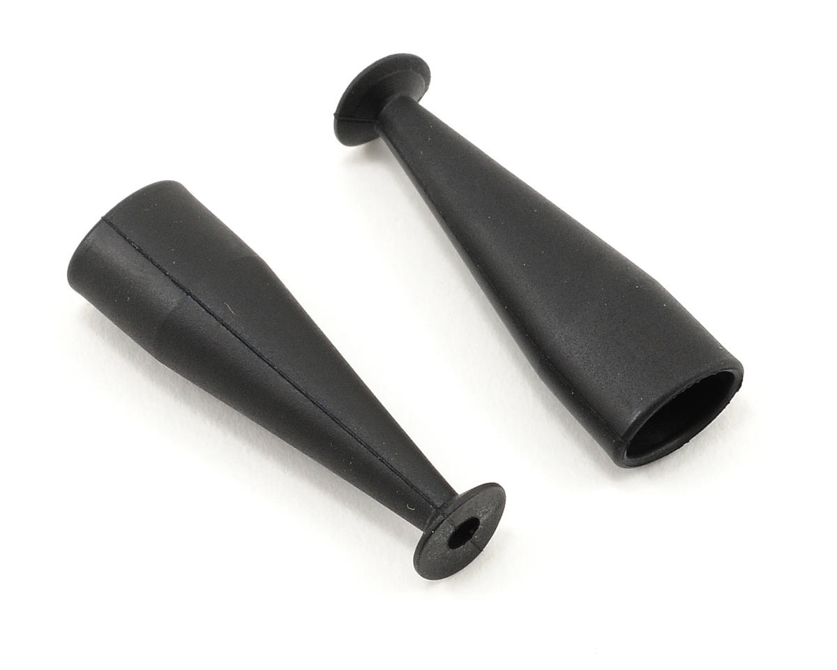 Team Durango Front Shock Boot Set (2)